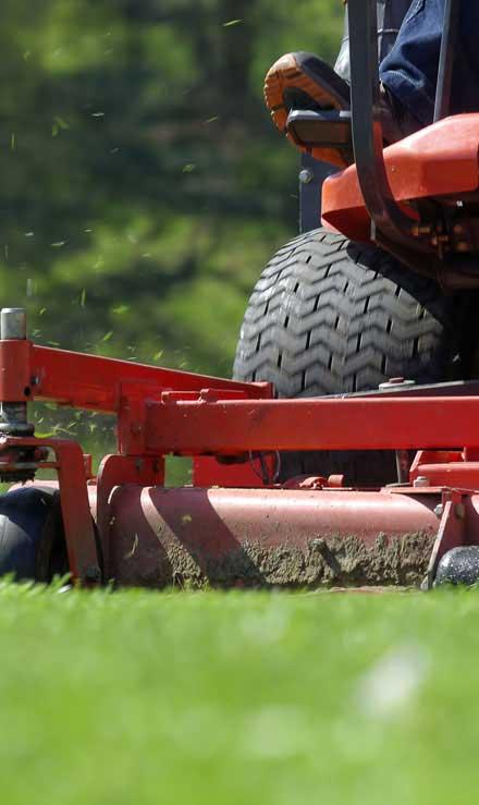 True Vine Landscape Management, Inc. Commercial Lawn Mowing