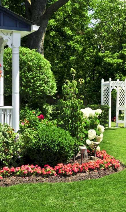 True Vine Landscape Management, Inc. Residential Landscaping